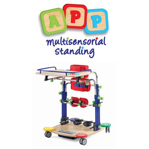 APP Multisensorial Standing pionizator statyczny