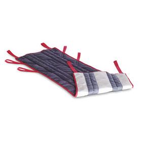 Mata RS zapobiegająca ześlizgiwaniu się (z wózka inwalidzkiego) – z uchwytami Alpha® Sliding mat RS with grips