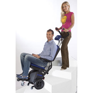 LG 2020 with chair walking stairclimber