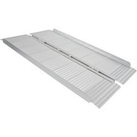 SC portable wheelchair ramps  (with ribbed surface)