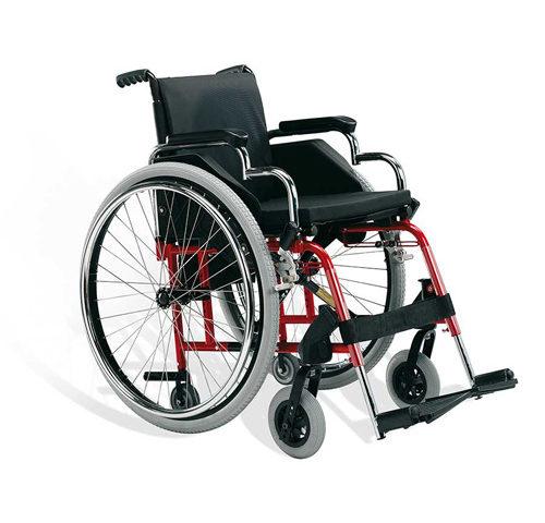 Wózek inwalidzki aktywny Offcarr Ministar