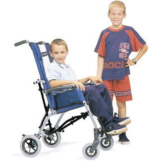 Wózek inwalidzki dla dzieci Ormesa Clip