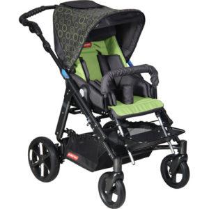 Wózek inwalidzki dla dzieci Patron Dixie Plus