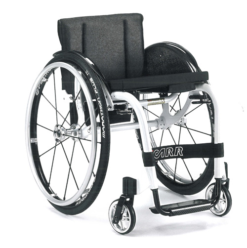 Wózek inwalidzki aktywny Offcarr Funky