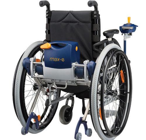 Elektryczny moduł napędowy do wózków ręcznych Max-e