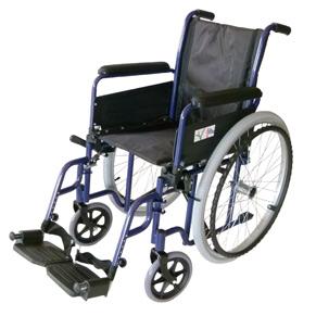Wózek inwalidzki ręczny New Classic