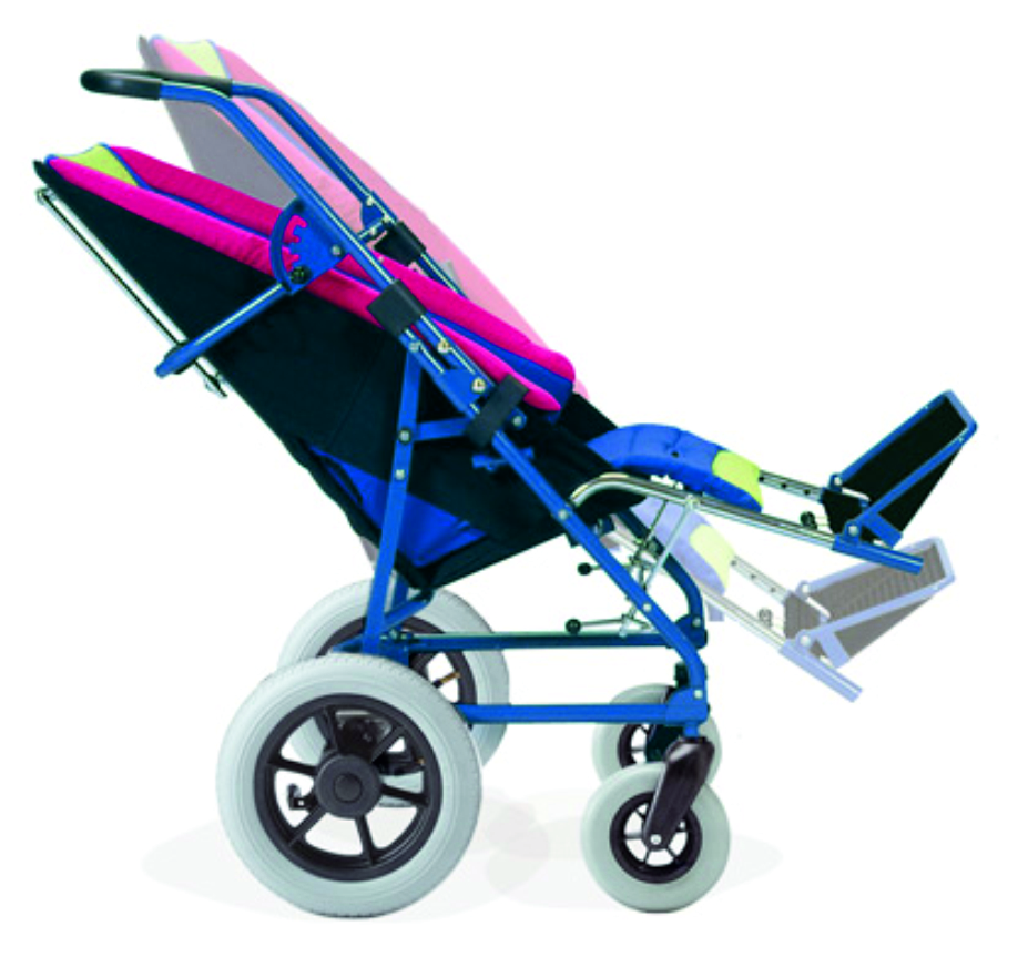 Wózek inwalidzki specjalny, dziecięcy - Obi firmy Ormesa