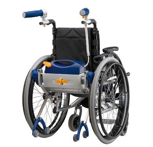 Elektryczny moduł napędowy do wózków ręcznych V-max