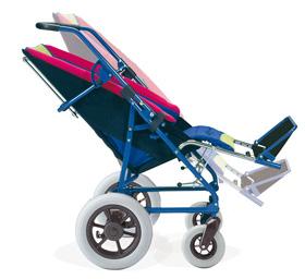 Wózek inwalidzki dla dzieci Ormesa Obi