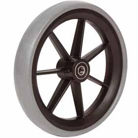 Koło gumowe do wózka inwalidzkiego – rozmiar 8′ – 200×27 mm