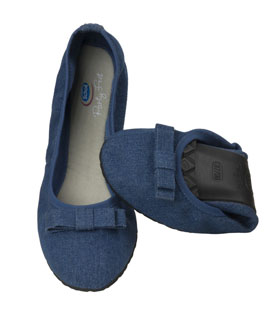 Pocket Ballerina DENIM