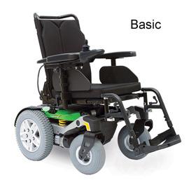 Elektryczny wózek inwalidzki Pride Lightning