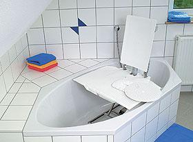 Podnośnik wannowy PM 48 (Bathlift)