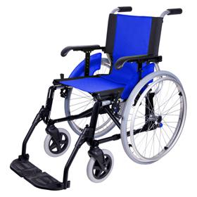 Wózek inwalidzki ręczny Line