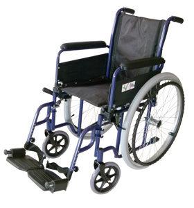 Wózek inwalidzkich ręczny