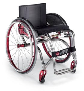 Wózek inwalidzki aktywny Offcarr Quasar