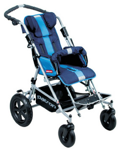 Wózek inwalidzki dla dzieci Patron Tom X-Country