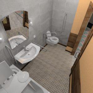 Jak urządzić łazienkę dla niepełnosprawnych?