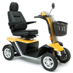 Elektryczne skutery dla niepełnosprawnych – komfort i bezpieczeństwo na co dzień