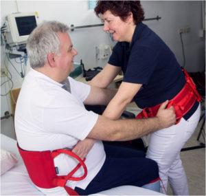 Pasy do transferu pacjentów