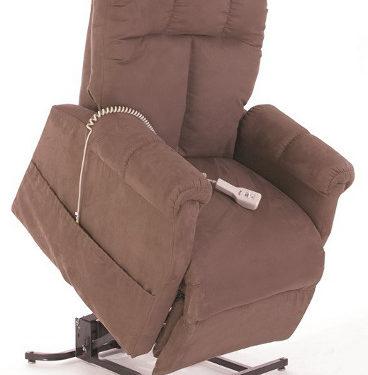 fotel pionizujący lift chair