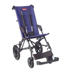wózek inwalidzki dla dzieci bez regulacji siedziska