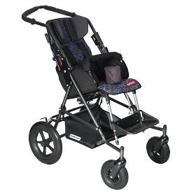 wózek inwalidzki dla dzieci z regulacją siedziska