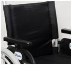 Tapicerka siedziska i oparcia do wózka inwalidzkiego