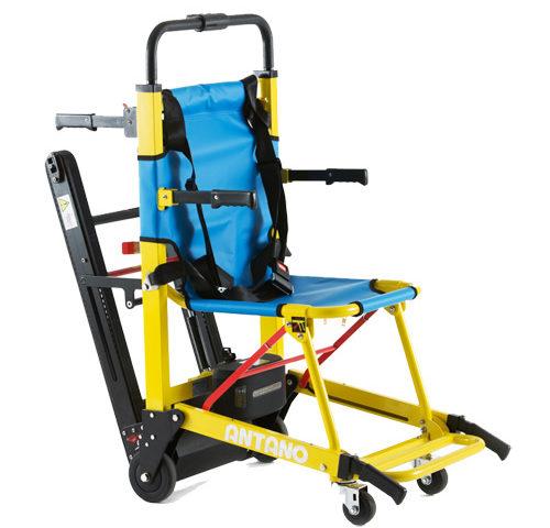 LG EVACU Plus EL schodołaz z krzesełkiem gąsienicowy