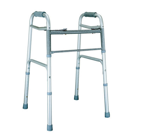 Foldable rehabilitation walker