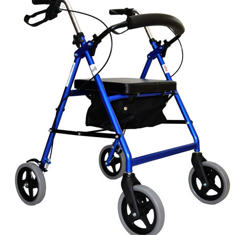 Economic 4 Wheel Rollator