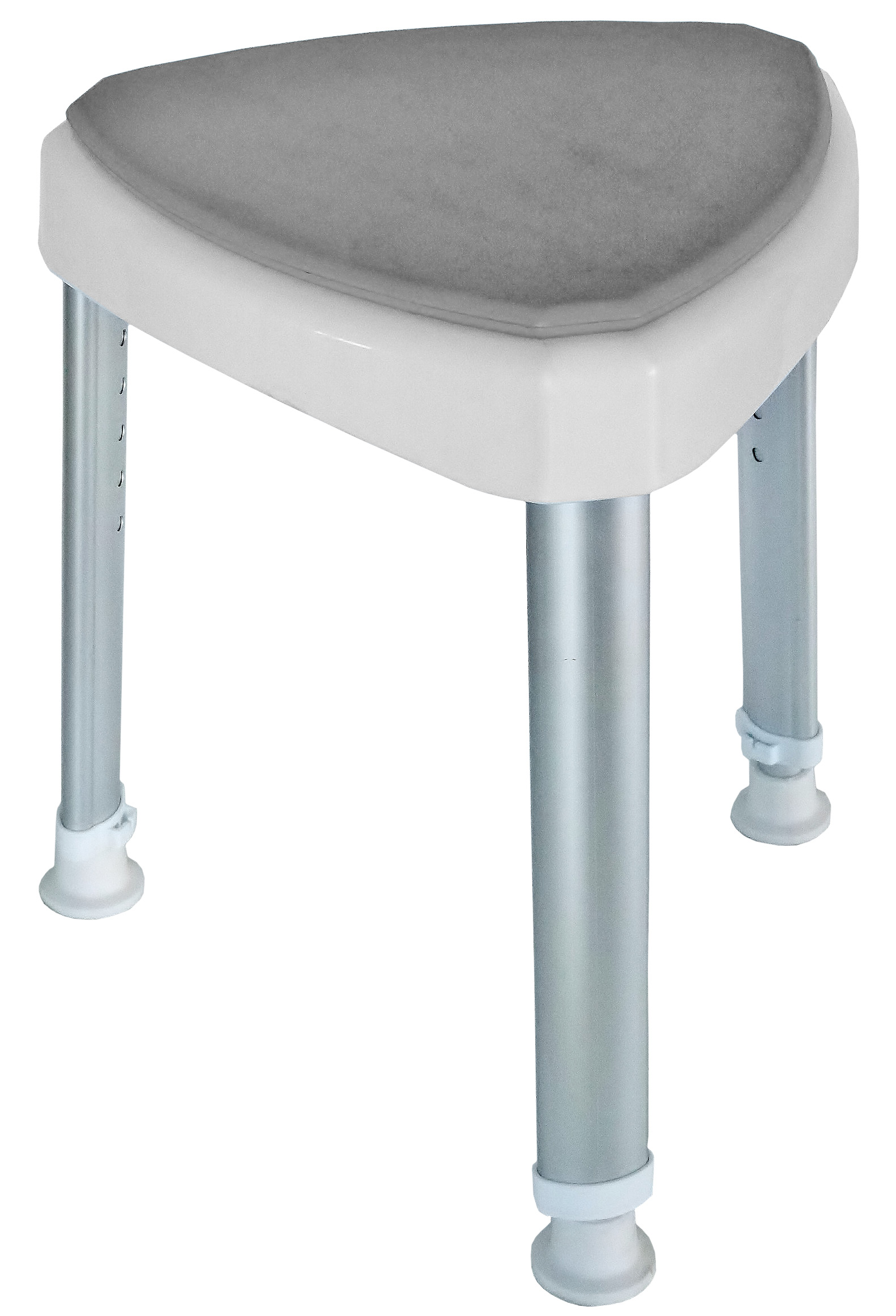 Triangular shower stool » Mobilex