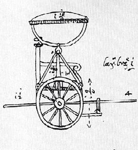 wózek inwalidzki z 1640r