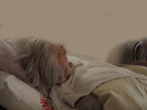 odleżyny u osoby starszej