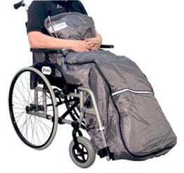 Śpiwór dla użytkowników wózków KANGAROO